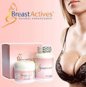 Breast Actives Pills and Cream